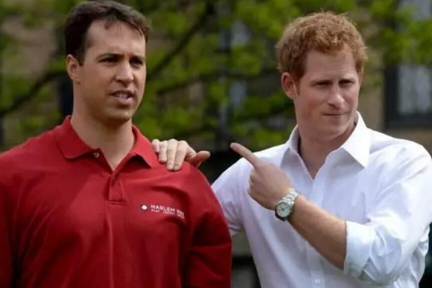 Prince Harry always wears the Rolex Explorer or Breitling in daily life.