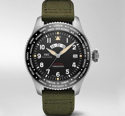 The special IWC has attracted many strong men.